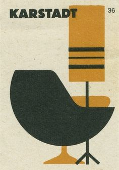 German matchbox label | Flickr - Photo Sharing! #matchbox #label