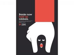 IBM ogilvy - Google Images #ibm #poster
