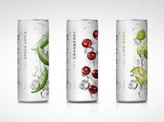 3rd Rock Drinks   Packaging of the World: Creative Package Design Archive and Gallery #rock #sweden #3rd #drinks