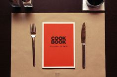 Cookbook magazine #1 - Ricardo Cavolo
