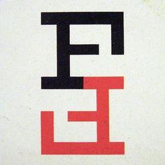 France & Son Aktieselskab | Flickr - Photo Sharing! #logotype #denmark #scandinavian #logo #1960