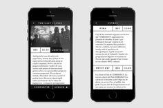 Embassa't Festival App #mobile