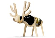 CJWHO ™ (ANIMALS WINE RACKS SERIES) #crafts #design #wine #wood #furniture #art #animals