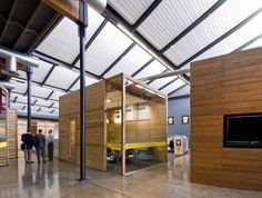 ls_260111_03 » CONTEMPORIST #interior #steel #architecture #detail #column