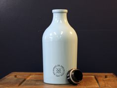Wander and Rumble Growler, Carolina Blue #brewery #growlers #growler