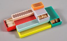 Matchbox by HAY. Designed by Clara von Zweigbergk