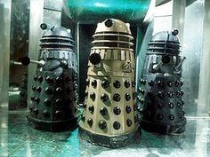 daleks.jpg (JPEG Image, 340x255 pixels) #who #doctor #dalek