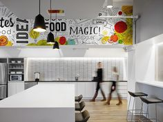 Equator Design Offices in Chicago by Eastlake Studio