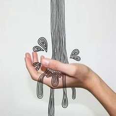 Design Inspiration #water #white #hand #art