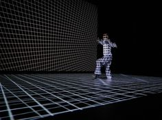 TRIANGULATION BLOG #projection #light