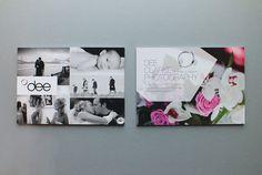Dee Clarke Photography Flyers by Gorilla Grafiks #flyers #promotion #photography #postcards