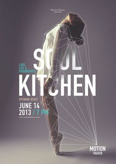 SoulKitchen_Poster #type #image