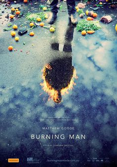 Burning Man Film Poster #movie #burning #poster #film #man