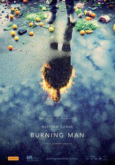 Burning Man Film Poster #movie #burning #poster #film #man