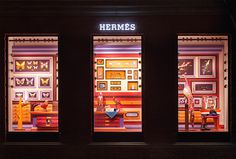 zim & zou craft museum of supernatural history for hermes storefront #hermes