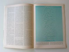 american scientific january 1971 pulsar #unknown #pleasures