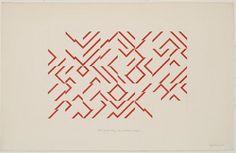 Guy de Cointet #abstract #geometric