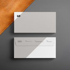 CO – Catarina Oliveira by Another Collective #stationary #branding #envelope