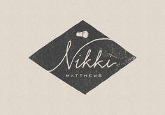 Nikki Matthews #design #logo #brand #illustration #type