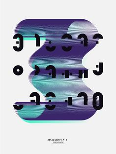 typographies #design #graphic