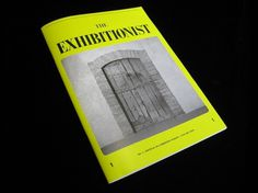 The Exhibitionist Journal : Stripe SF #exhibitionist #the