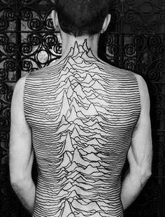 Jakub Alexander's Photos - Man up! for Joy Division #saville #peter #tattoo #art #joy #division