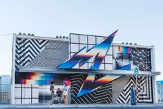 JUSTKIDS Bring in Artists to Cover Downtown Vegas With Incredible Murals