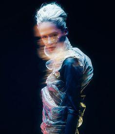 Hailey Chan, Yanzhou Bao #fashion #photography