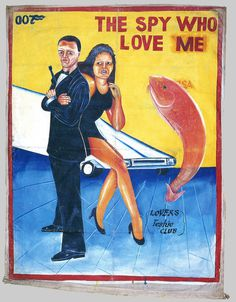 All sizes | Spy Who Love Me, The | Flickr - Photo Sharing! #ghana #graphism