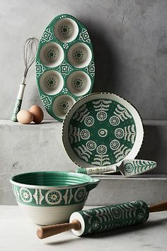 Brentanella Baking Set, Anthropologie
