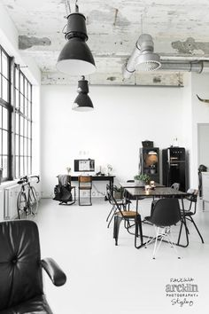 Lightfilled Loft in Eindhoven emmas designblogg #interior #design #decor #deco #decoration