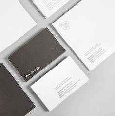 Logo & Branding: Daum & Co « BP&O Logo, Branding, Packaging & Opinion by Richard Baird #identity