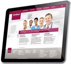 ID&CO: Eine internationale Site für ein globales Unternehmen #imko #idco #frick #website #michael