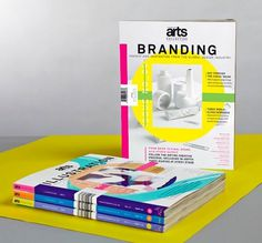 Design Work Life » cataloging inspiration daily #branding #collection #cover #ca #magazine