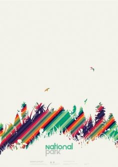 39182e9103dd02876bc2c47aea7d5785_l.jpg (Image JPEG, 470x665 pixels) #forest #illustration #colours