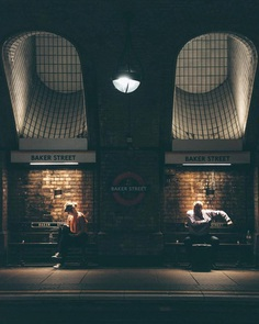 Stunning Cinematic Street Photography by Marek Kalhous