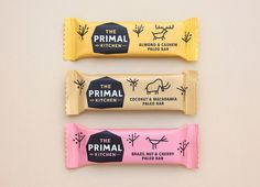 Logo and packaging for The Primal Kitchen designed by Midday #packaging