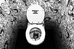 CJWHO ™ #toilet #design #illustration #photography #art