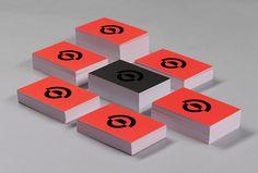 Stir by Bielke+Yang #brand design #business card