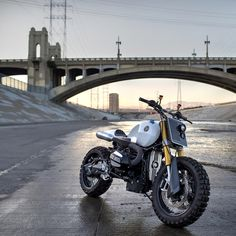 A BMW R NINET BUILT BY JSK CUSTOM DESIGN #moto