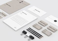 FFFFOUND! #stationary #branding