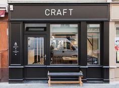 Craft Pool #black #storefront