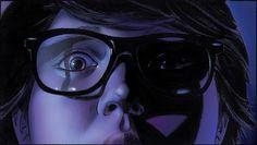 DOCTOR SPINE 2 color by *BillReinhold on deviantART #eyes #blue #illustration #black