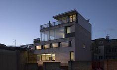 Bateman's Row by Theis + Khan Architects » CONTEMPORIST #london #architecture