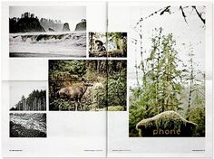 Eight Hour Day » Jonathan Chapman Newsprint #eighthourday #chapman #photography #jonathan #layout