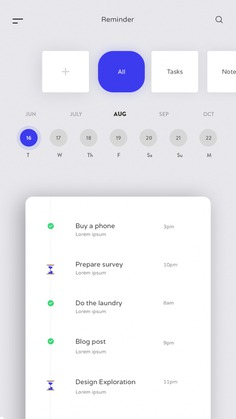 Reminder App by Anupama Mishra