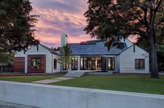 North Dallas House by Bentley Tibbs Architect