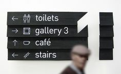 Jerwood Gallery | Tom Petty | Designer #icon #gallery #branding #wayfinding