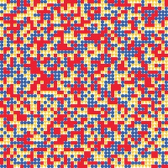 Generative Pattern by Equal Parts Studio