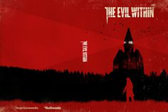'The Evil Within' Your Game Case – You Decide! | Bethesda Blog #horror #artwork #video #game #evil